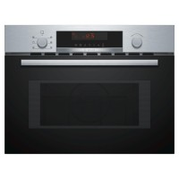 Serie 4 CMA583MS0B 44L 900W Built-In Micorwave with Grill