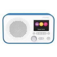 Elan E3 Portable DAB+/FM Radio - Blue