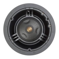 C265IDC Single Ceiling Speaker with 3 Way Design in Black