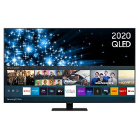 "QE49Q80T 49"" QLED 4K HDR 1500 [1000] Smart TV with Tizen OS"