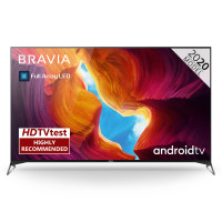 Image of BRAVIA KD55XH9505BU (2020) 55 inch 4K HDR Full Array LED TV with Android OS