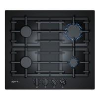 NEFF N70 T26CS49S0 Gas Hob – Black, Black