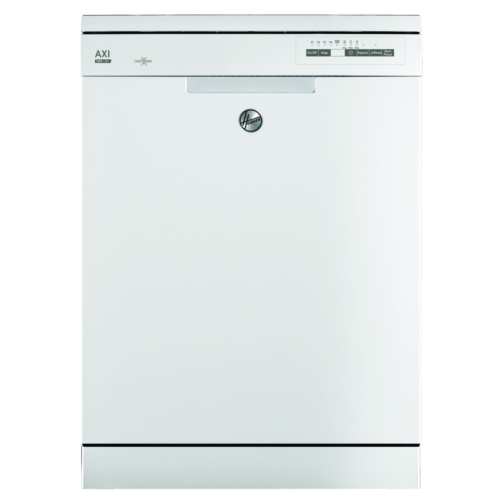 Hoover Hdyn1l3900w 13 Place Setting Dishwasher Hughes