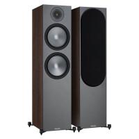 BRONZE 500 Floor Standing Speakers in Walnut