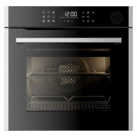 SL670SS Built-In Oven 77L Capacity A+ Energy