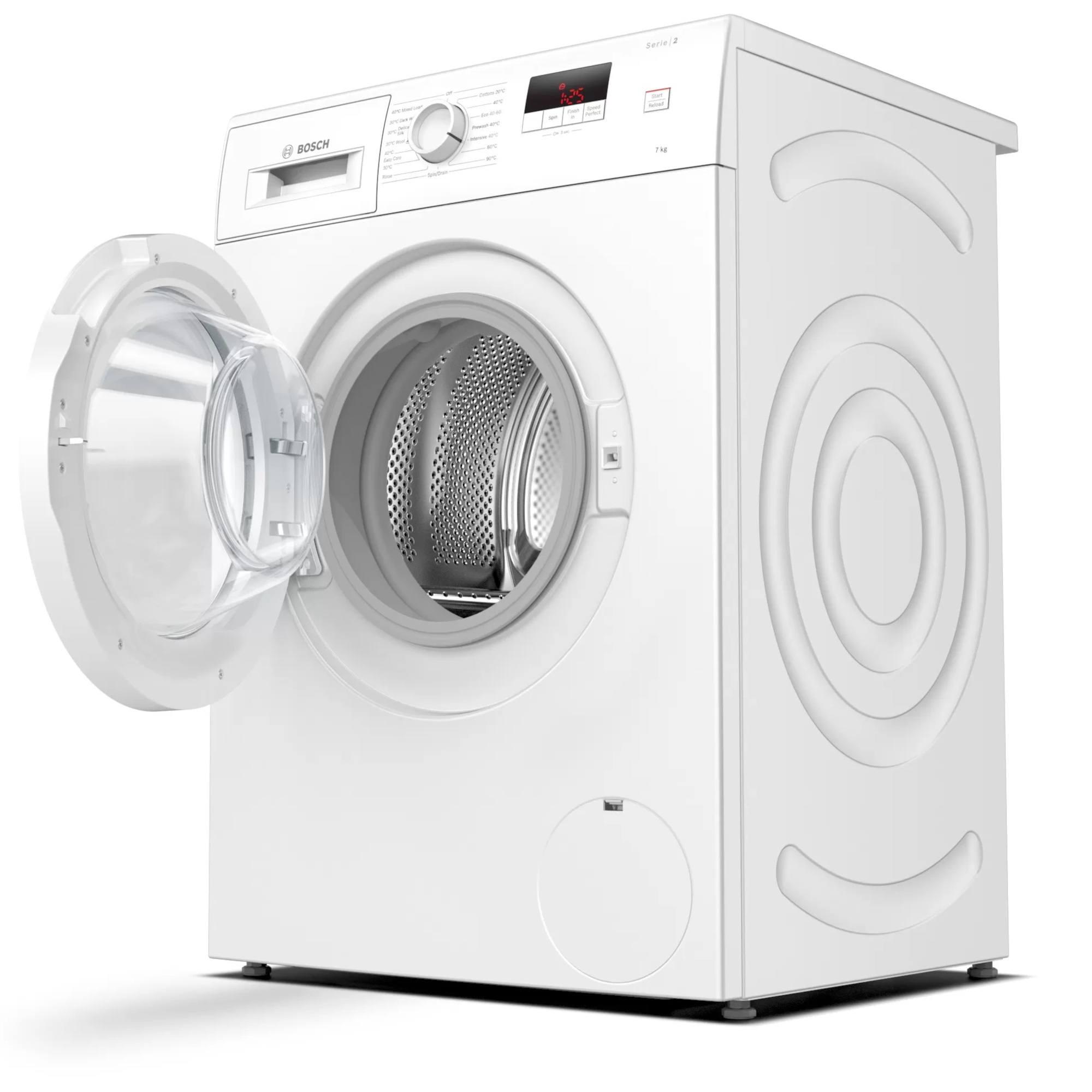 Bosch WAJ28008GB 7kg Load 1400rpm Washing Machine
