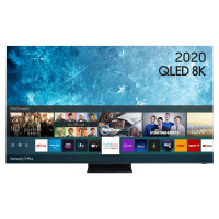 "Flagship QE65Q950TS 65"" HDR 8K QLED Smart TV with Alexa and Google Assistant"