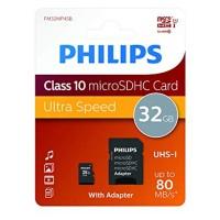 FM32MP45B-10 Class 10 32GB MicroSD Card