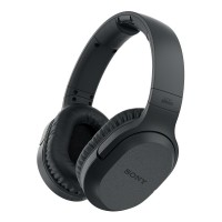 Image of Sony MDR-RF895 RF Wireless Over-Ear Noise Cancelling Headphones Black