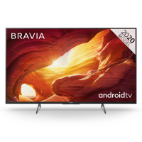 Image of BRAVIA KD43XH8505BU (2020) 43 inch 4K Ultra HD HDR Smart LED Android TV