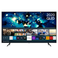 "QE43Q60T 43"" HDR 4K QLED TV with Alexa, Google    Apple TV app"