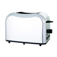 HMTT100SS 2 Slice Toaster with Electronic Browning Control in S/Steel