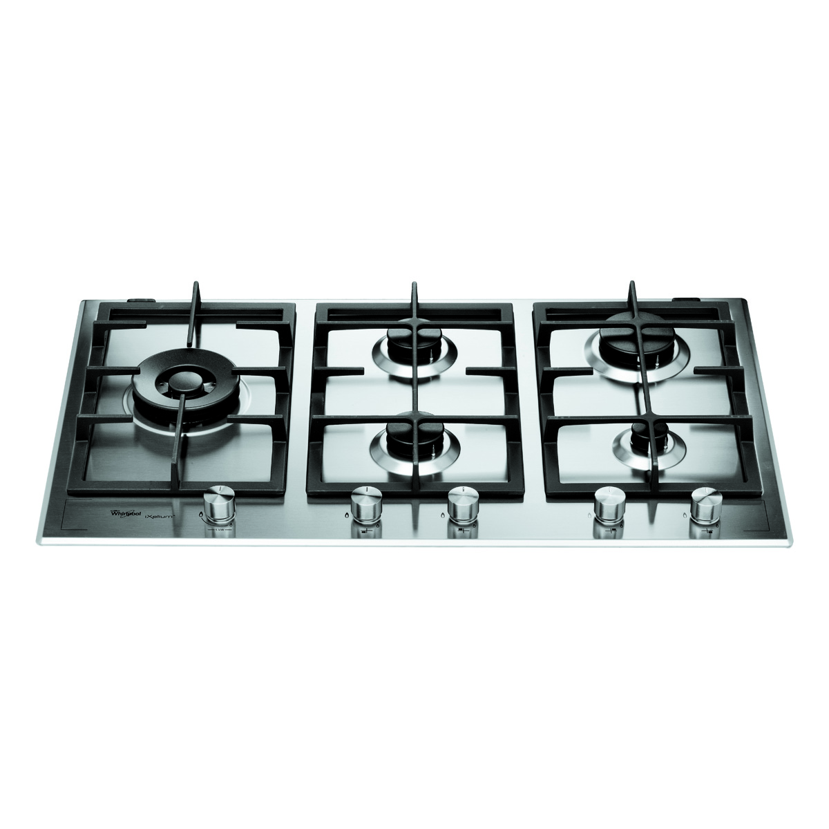 Kitchen Hob Whirlpool Norway ~ Whirlpool gmf ixl mm built in gas hob with