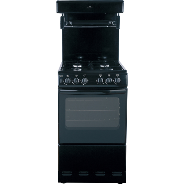 New World 50thlgblk Gas Cooker With Eye Level Grill