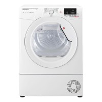 DXC8DE 8kg Load Condenser Tumble Dryer - White