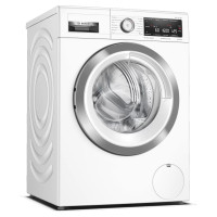 Image of BOSCH Serie 8 WAX32MH9GB WiFi-enabled 9 kg 1600 Spin Washing Machine - White, White