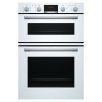 Serie 4 MBS533BW0B Built-In Double Oven