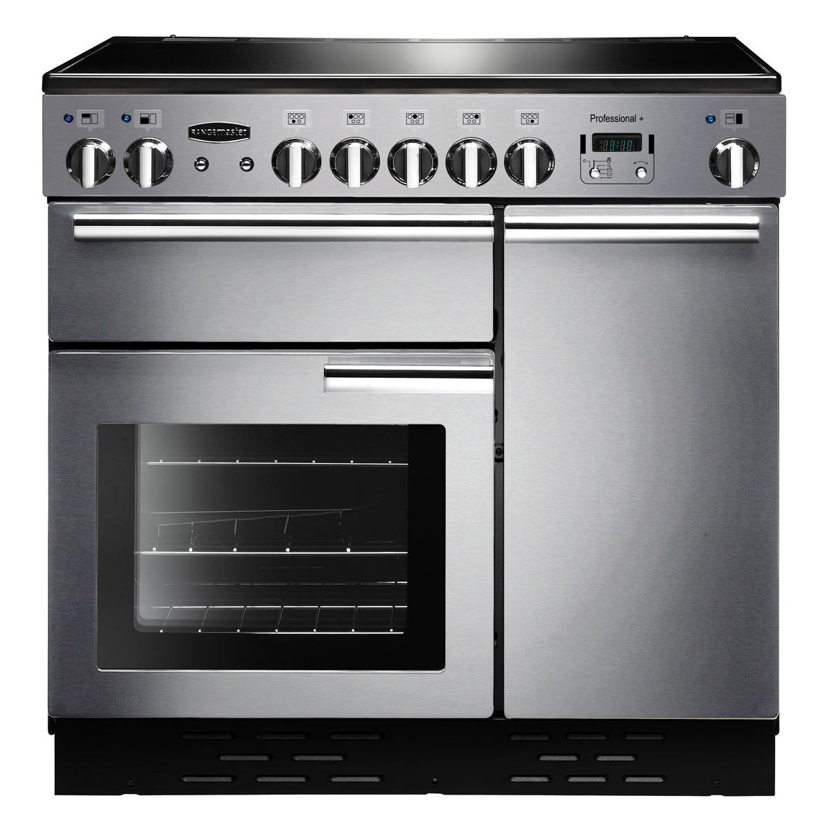 RANGEmaster PROP90ECSSC 90cm range style electric oven in