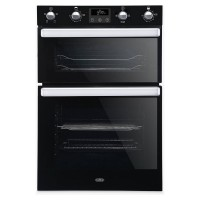 BI902FPBLK 113L Built-In Electric Double Oven