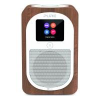 Evoke H3 DAB+/FM Radio with Bluetooth - Walnut