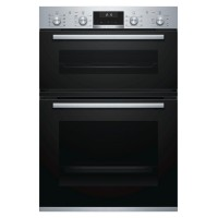 Serie 6 MBA5350S0B Built-In Electric Double Oven