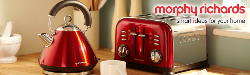 Morphy Richards | Hughes