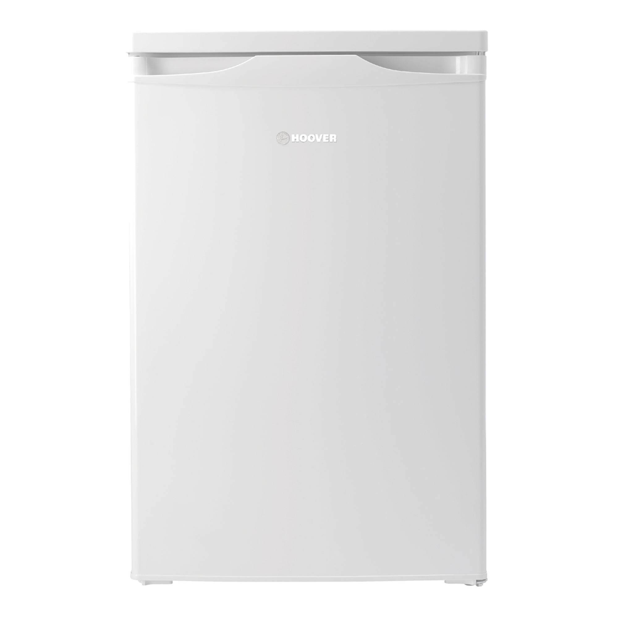 Hoover HFZE54W-MB 82L Upright Freezer