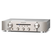 PM6007 2-Channel Integrated Amplifier - Silver-Gold
