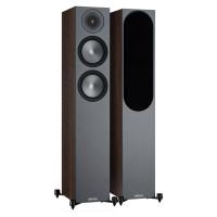 BRONZE 200 Floorstanding Speakers - Walnut