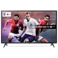 "49UK6300 49"" Ultra HD 4K HDR Smart LED TV with Wi-Fi and Bluetooth in Black"