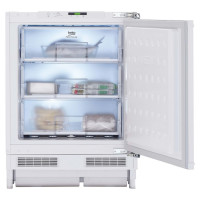 BSFF3682 Integrated Under Counter Freezer with Fixed Door Fixing Kit