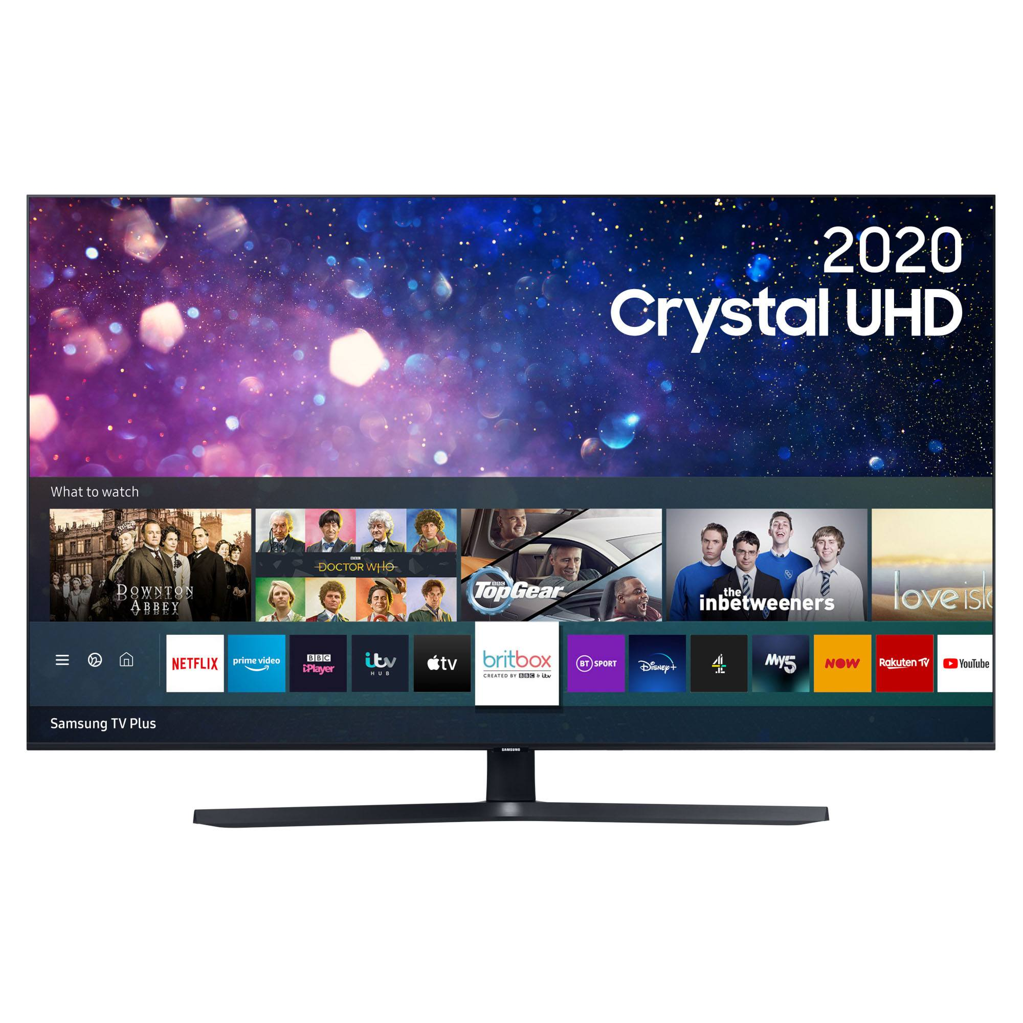 """Samsung UE65TU8500 65"""" Dynamic Crystal Colour HDR Smart 4K TV with Tizen OS"""