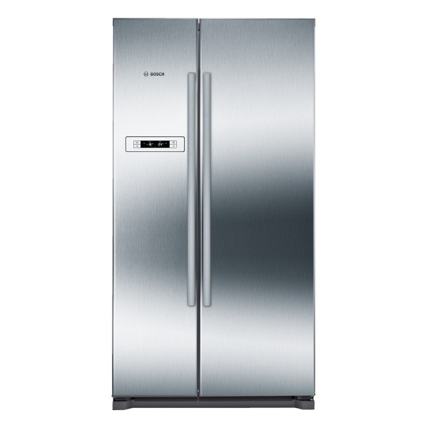 Compare cheap offers & prices of Bosch KAN90VI20G Fridge Freezer with 573L Capacity Energy rating in S/steel manufactured by Bosch