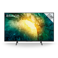 Image of BRAVIA KD43X7052PBU 43 inch 4K Ultra HD HDR Smart LED TV with Freeview Play