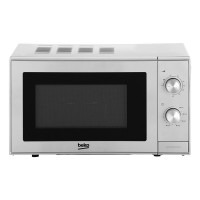 Beko MGC20100S Free Standing Microwave Oven in Silver