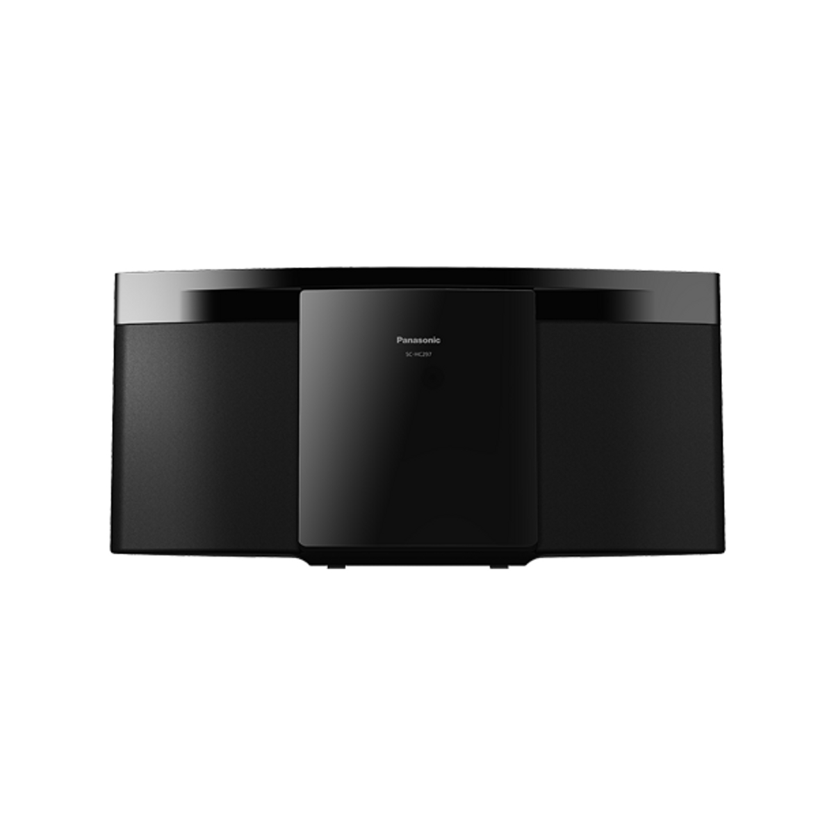 Panasonic Schc297ebk Micro Hi Fi System 20watt Power Black