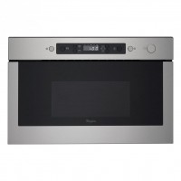 AMW439IX Built in Microwave with 750W and 4 Power Levels in Stainless Steel