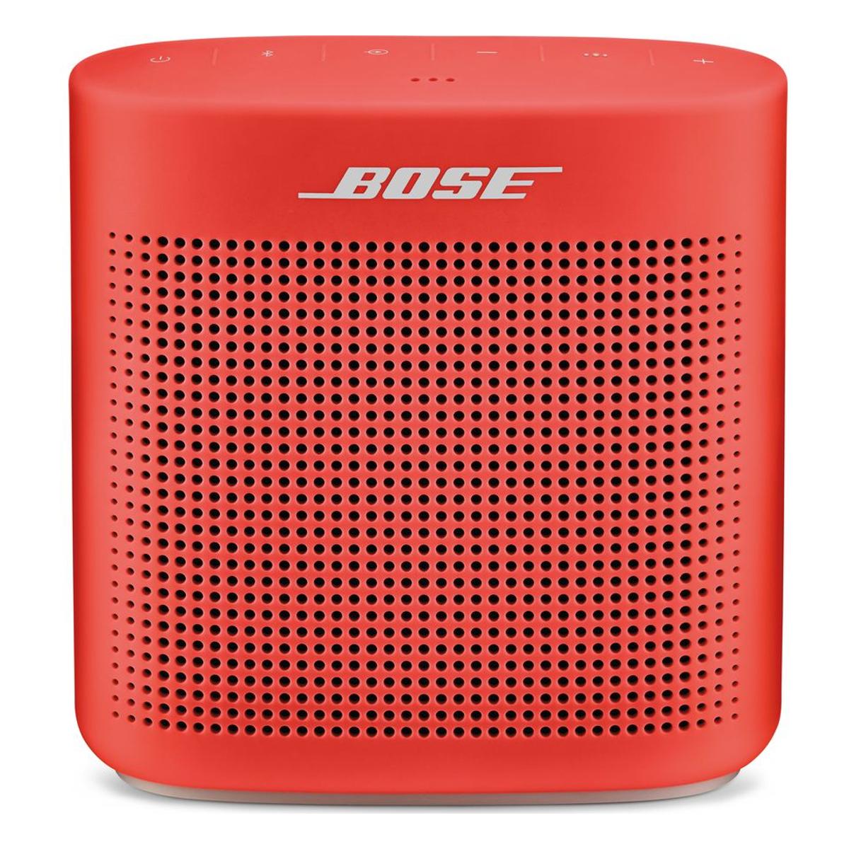 Bose Bos Sl Seriesii Red Soundlink Colour Bluetooth Series