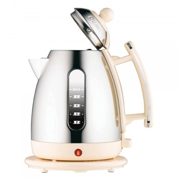 Compare prices for 72402 1.5L Jug Kettle in Chrome and Cream