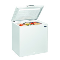 CF202W 202L A+ Chest Freezer with Freezer Basket