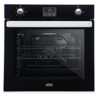 BI602FPCTBLK 70L Built-In Electric Single Oven