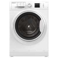 Image of HOTPOINT NM10 844 WW UK 8 kg 1400 Spin Washing Machine - White, White