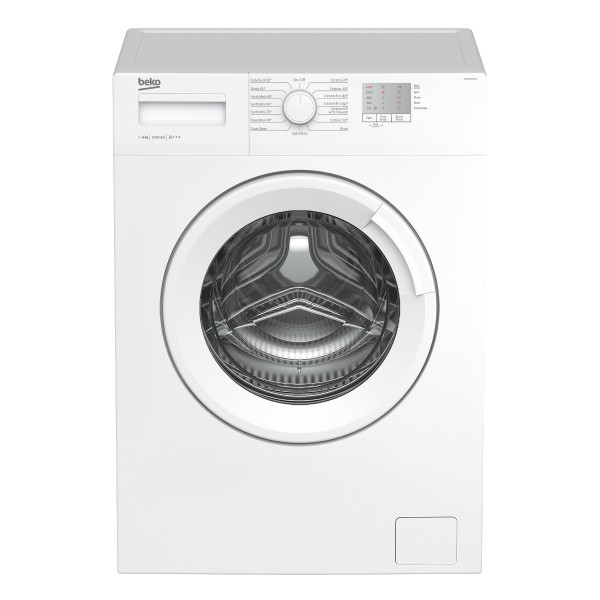 Compare prices for Beko WTG620M1W Freestanding Washing Machine with 6KG Load Capacity and 1200rpm Spin Speed in White