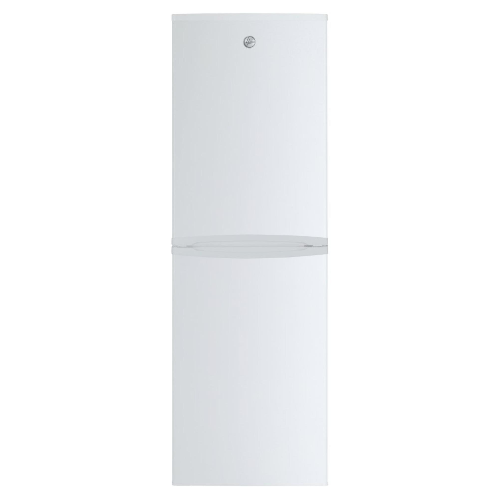 Hoover HSC577WKN Freestanding Fridge Freezer