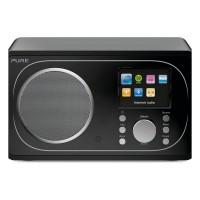 Evoke F3 DAB+ FM Radio with Bluetooth - Black