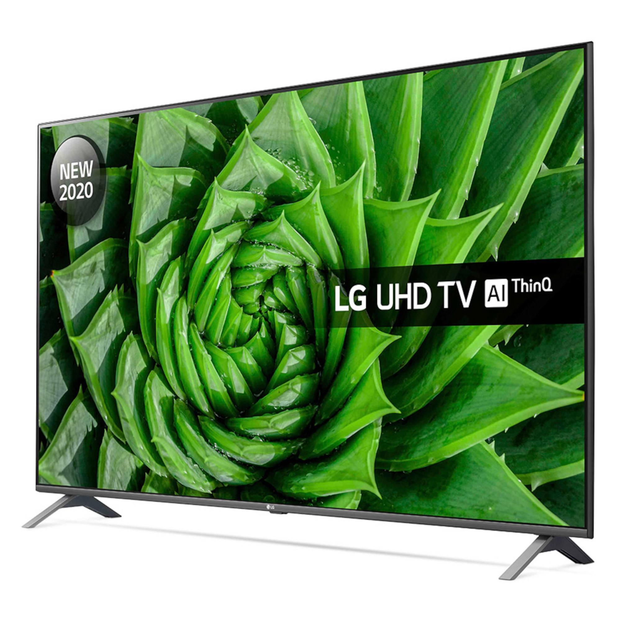 """LG 65UN80006LA 65"""" Smart 4K Ultra HD HDR LED TV with Google Assistant & Alexa"""