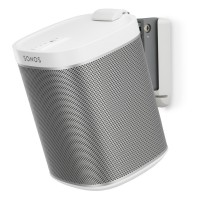 S1WM1011 Wall Mount for Sonos One with Tilt Mechanism in White