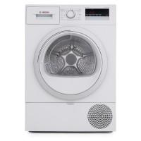 Image of BOSCH Serie 4 WTR85V21GB 8 kg Heat Pump Tumble Dryer - White, White