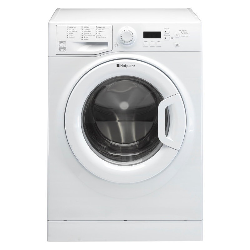Hotpoint Wmbf 763p 7kg 1600rpm Washing Machine White