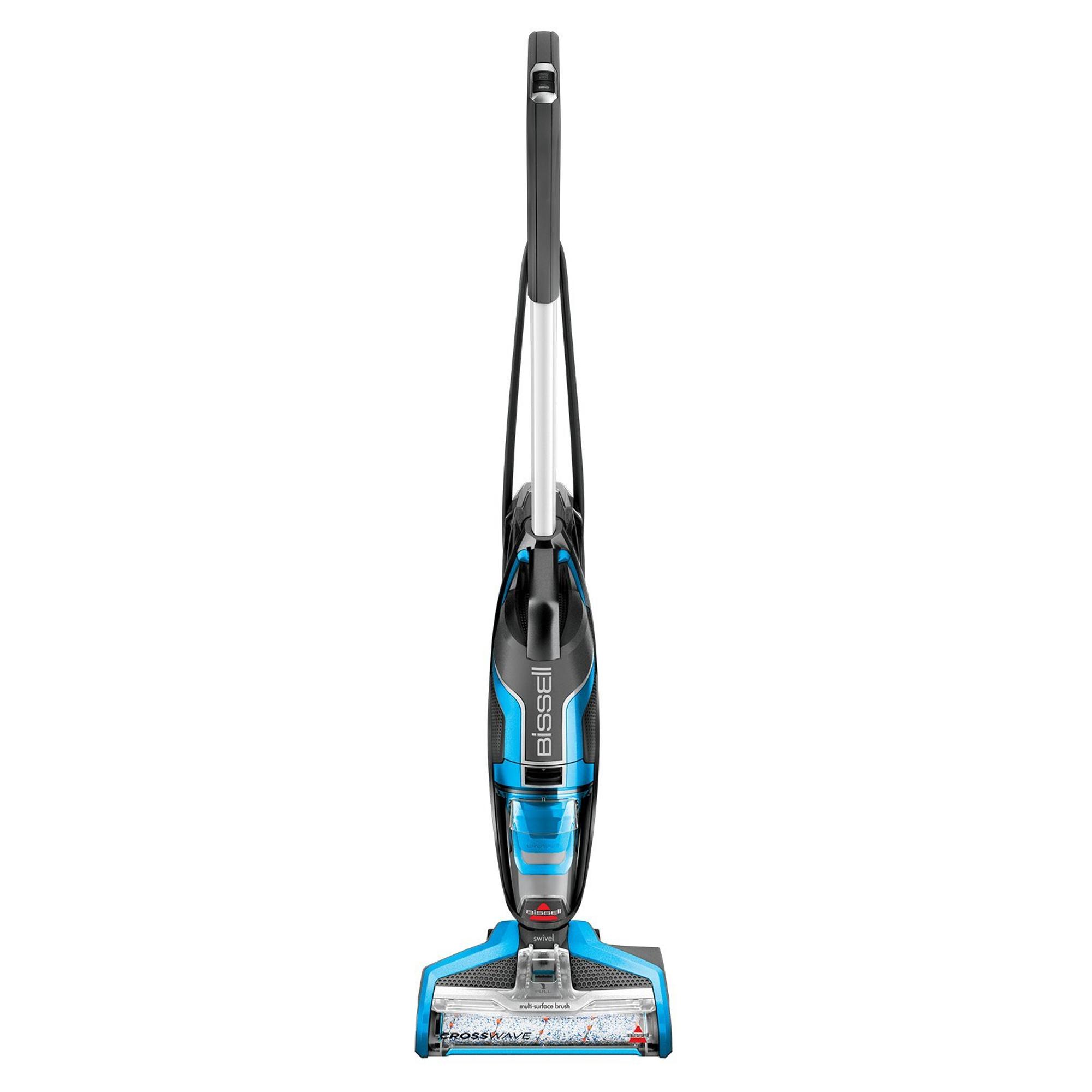 Bissell 1713 Crosswave Multi Surface Floor Cleaner Blue